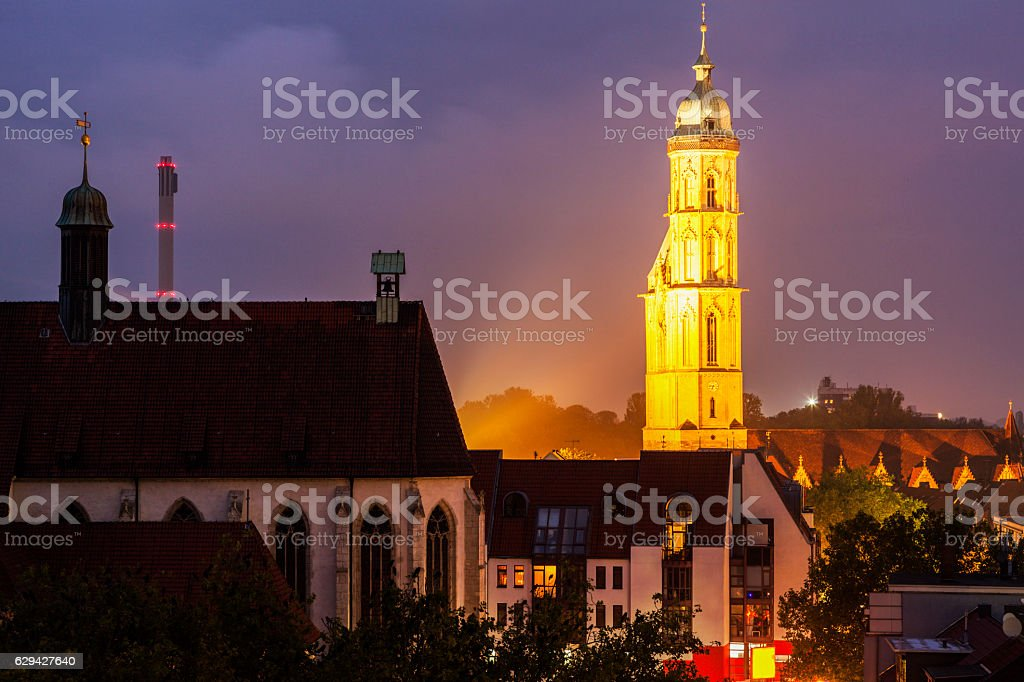Saint Andrew Church in Braunschweig – Foto