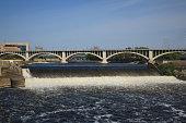 Saint Anthony Falls - Minneapolis