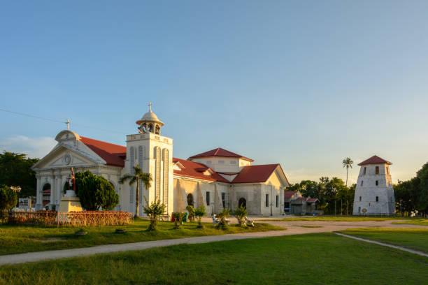 Saint Augustinerkirche auf Panglao Island, Bohol - Philippinen. – Foto