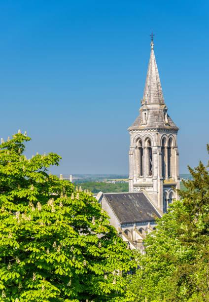 Eglise de Saint Ausone à Angouleme, France - Photo