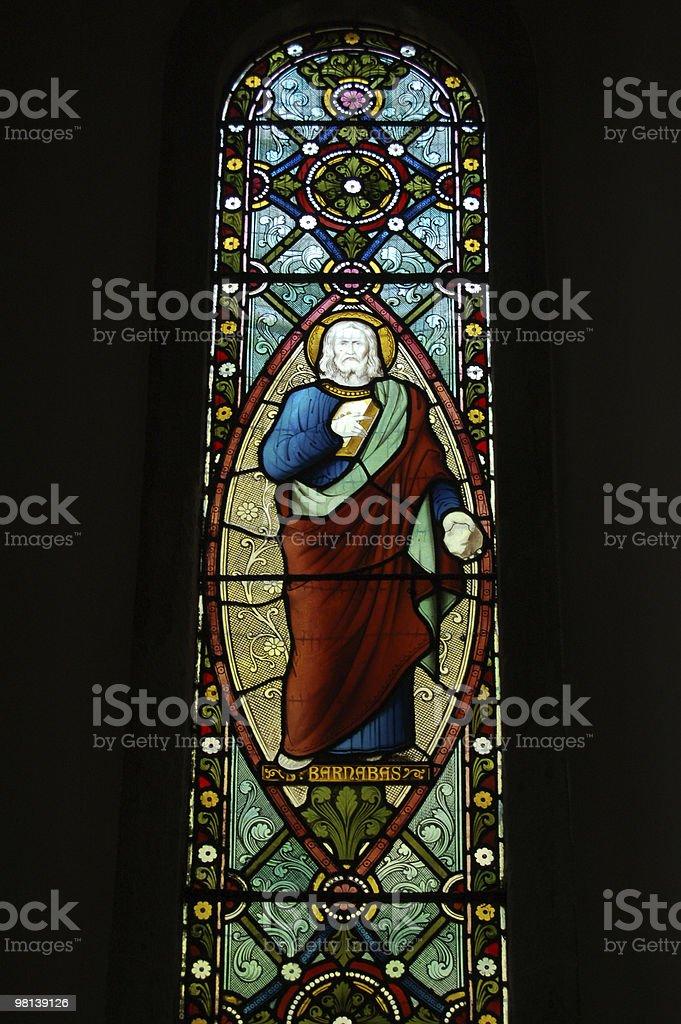 생피에르에 Barnabas royalty-free 스톡 사진