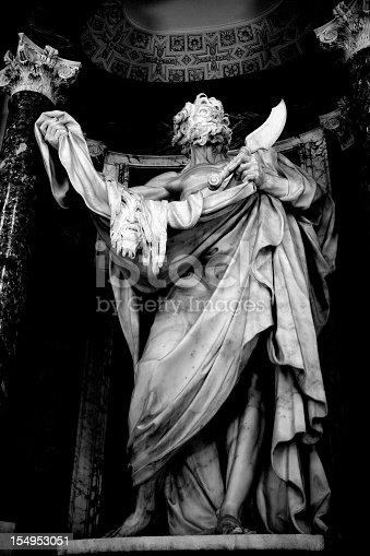 istock Saint Bartholomew Apostle 154953051