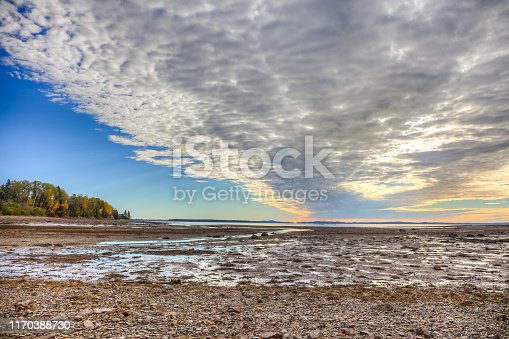 istock Saint Croix Island International Historic Site in Maine 1170388730