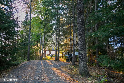 istock Saint Croix Island International Historic Site in Maine 1170388751
