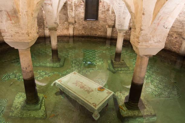 saint francis church in the city of ravenna in italy central - dante alighieri foto e immagini stock