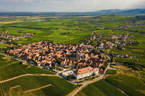 Saint Hippolyte Alsace France