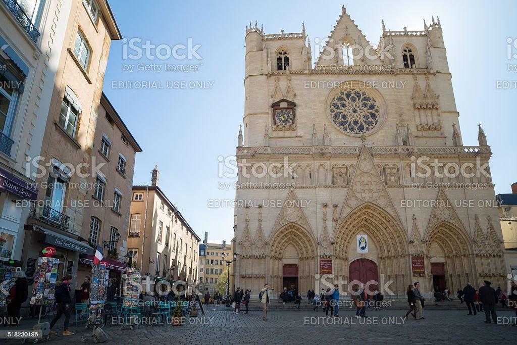 Cathédrale Saint-Jean - Photo