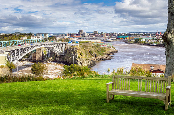 Saint John, New Brunswick – Foto