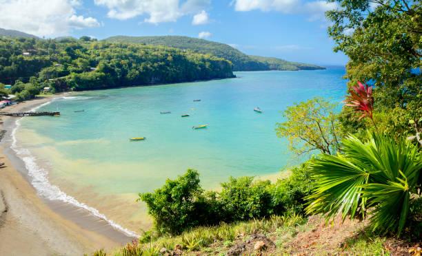 Saint Lucia, Karibik. – Foto
