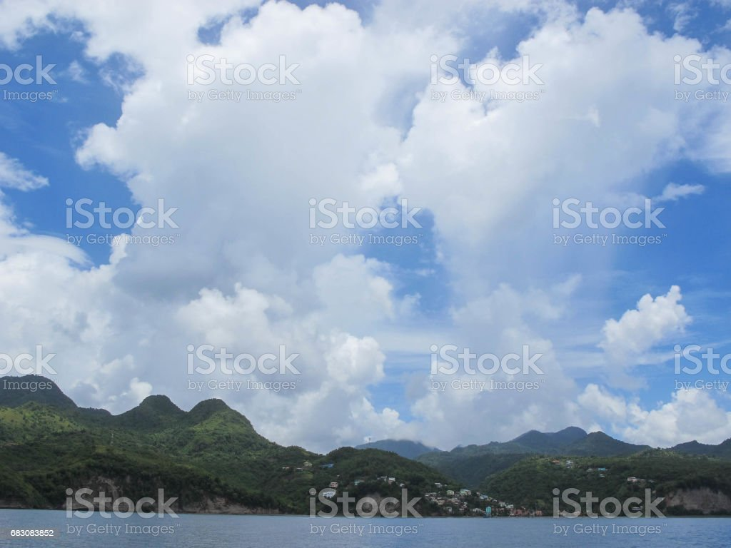 Saint Lucia foto de stock royalty-free