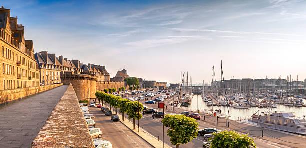 Saint-Malo, Frankreich – Foto