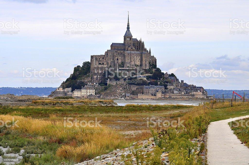 Saint Michael's Mount stock photo