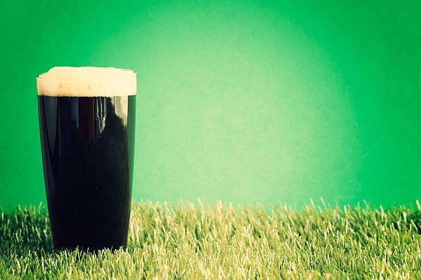 Saint Patrick's Day Beer stock photo