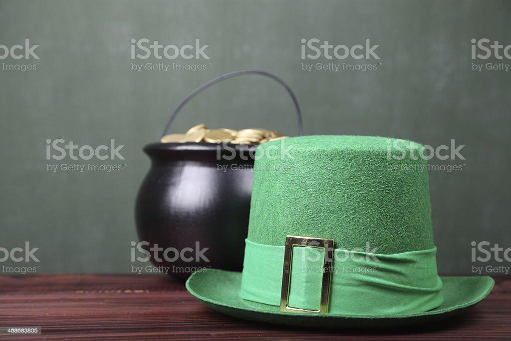 Saint Patrick's Day royalty-free stock photo