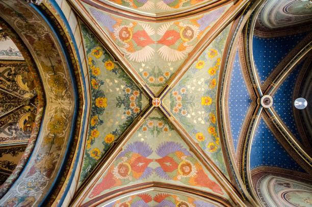 Decke des Heiligen Petrus und Paulus – Foto