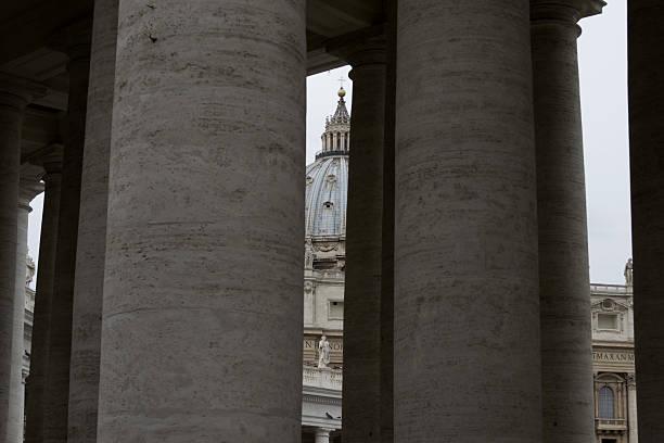 bazylika saint peter - pope francis zdjęcia i obrazy z banku zdjęć
