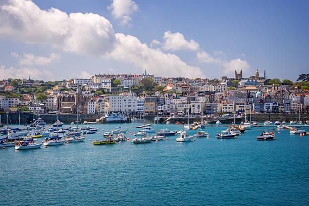Saint Peter port, Guernsey – Foto