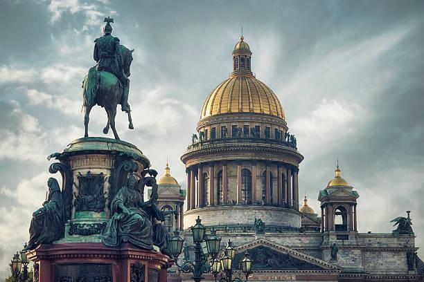 saint petersburg, russia - sint petersburg rusland stockfoto's en -beelden