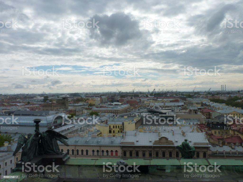 Saint Petersburg, Russia royalty-free stock photo