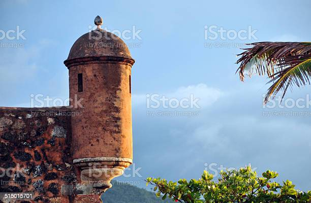 Photo of Saint Phillip fort, Puerto Plata, Dominican republic - guerite