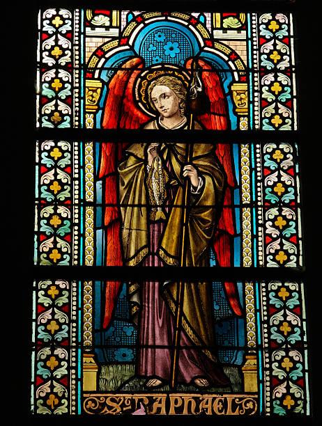 Saint Raphael - foto de acervo