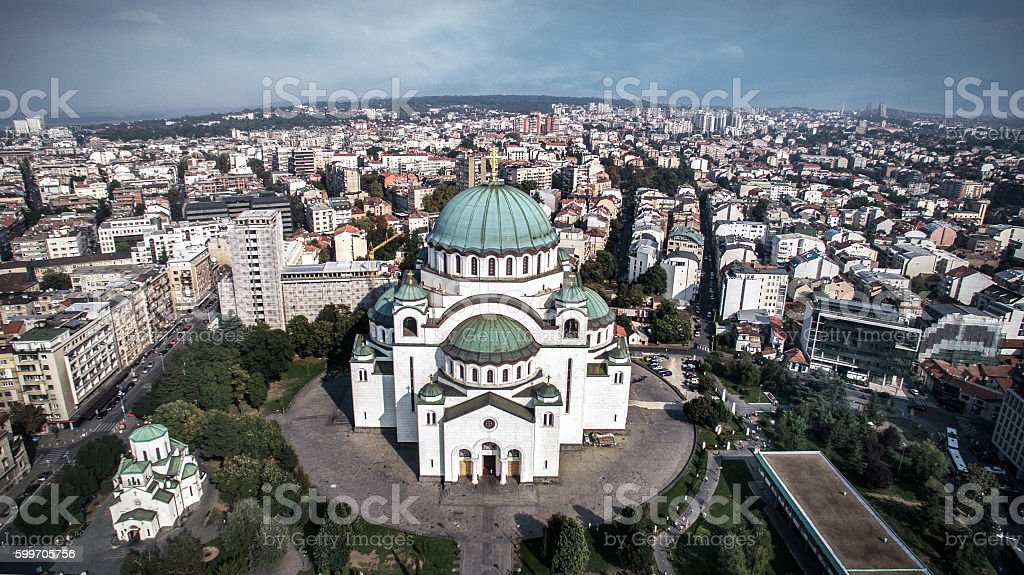 Temple Saint Sava - Photo