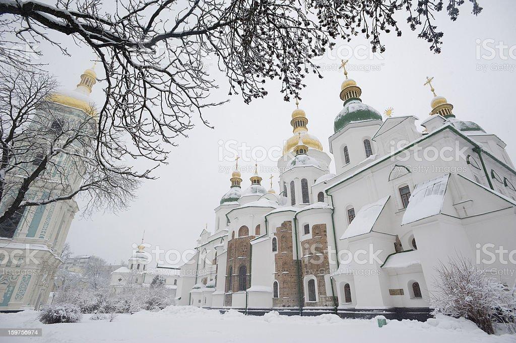 Kathedrale in Kiew Sophienkathedrale – Foto