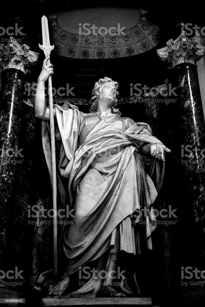 Saint Thaddeus Apostle stock photo