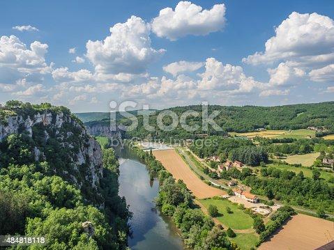 istock Saint-Cirq-Lapopie 484818118
