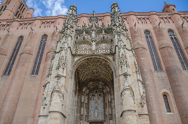 Basilica of Saint Cecilia Cathedral, Albi - Top 7 Most Beautiful Cathedrals