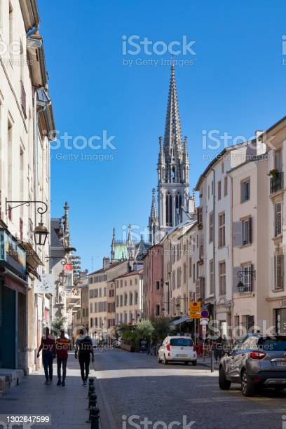 Saintepvre Basilica Of Nancy Stock Photo - Download Image Now