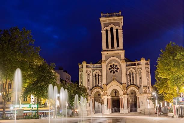 Saint-Etienne Cathedral in Frankreich – Foto