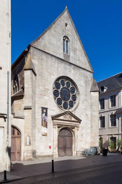 Saint-François-des-Cordeliers Church in Nancy stock photo