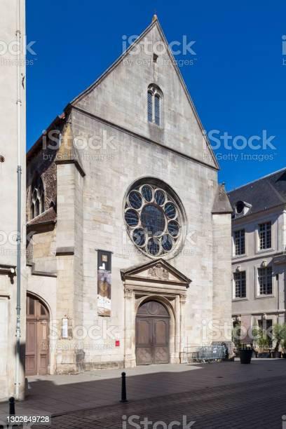Saintfrançoisdescordeliers Church In Nancy Stock Photo - Download Image Now