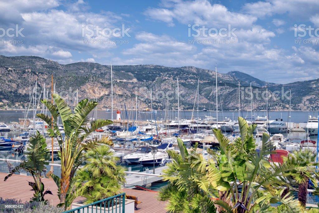 Saint-Jean-Cap-Ferrat  - Lizenzfrei Alpes Maritimes Stock-Foto