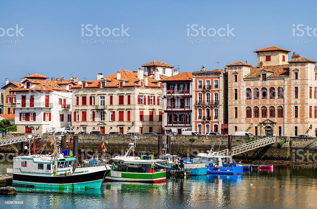 Port de Saint-Jean-de-Luz, France - Photo