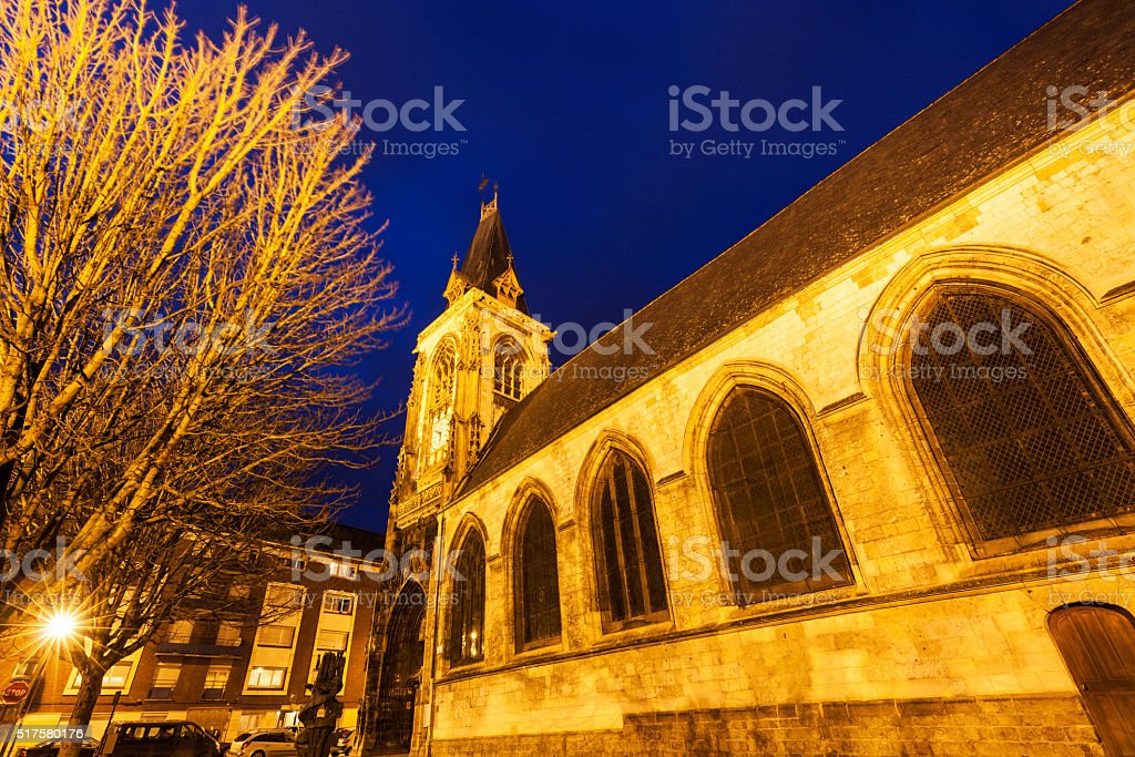 Saint-Leu Église d'Amiens - Photo