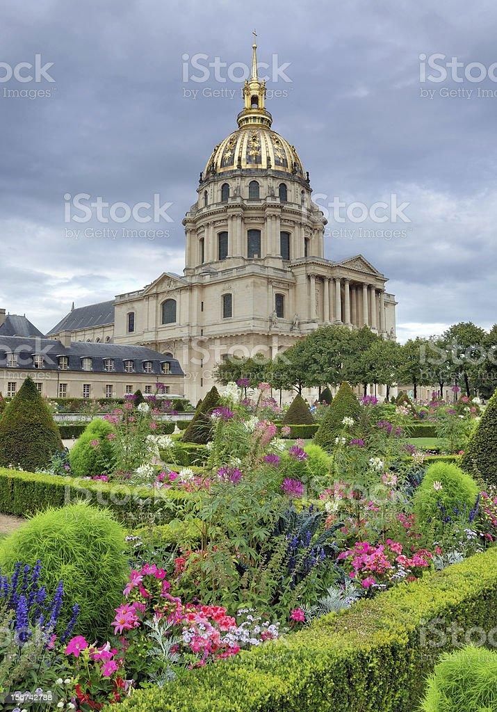 Saint-Louis-des-Invalides. – Foto