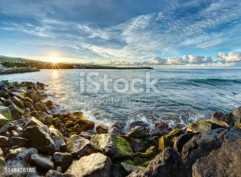 Saint-Pierre, Terre sainte , reunion island