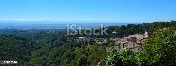 Saissac and Pyrenees
