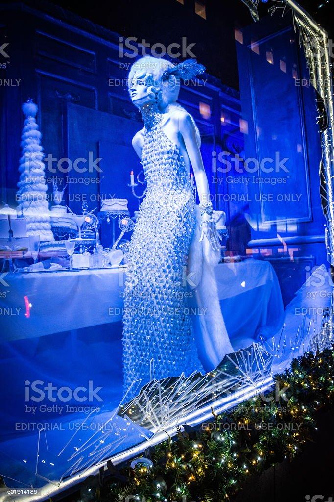 Saks Winter Palace 1 stock photo