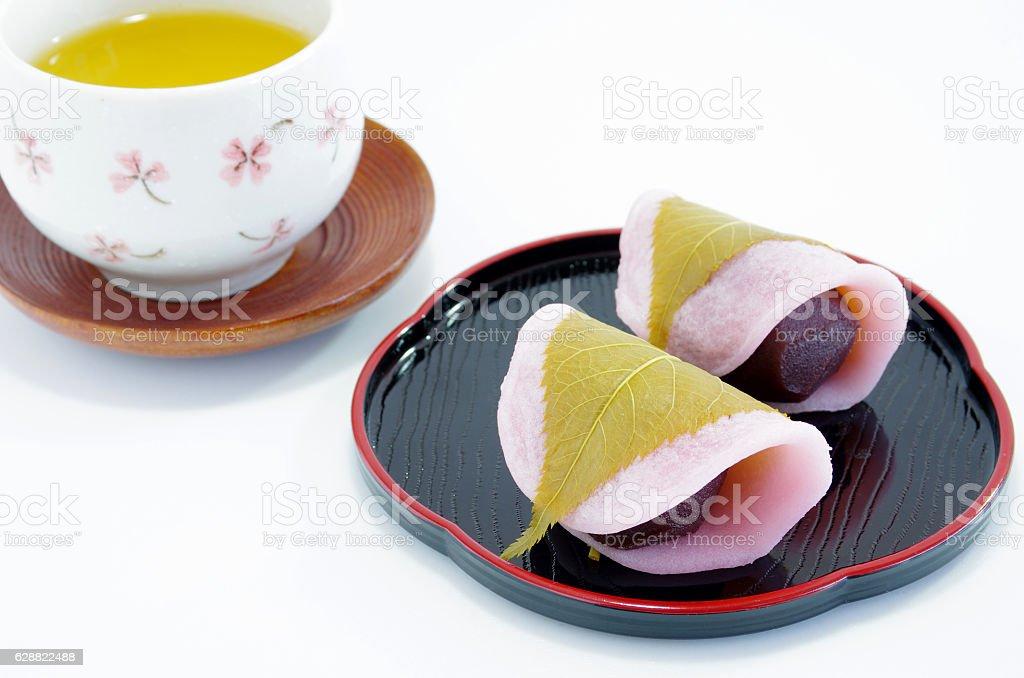 桜餅 ストックフォト