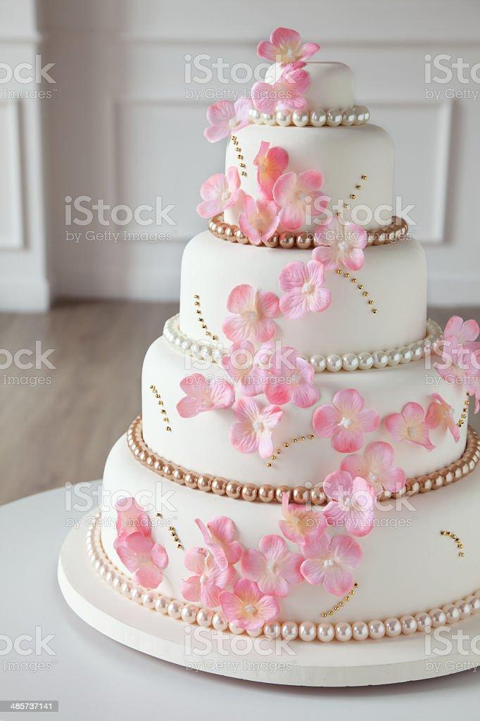 sakura bolo de casamento - foto de acervo