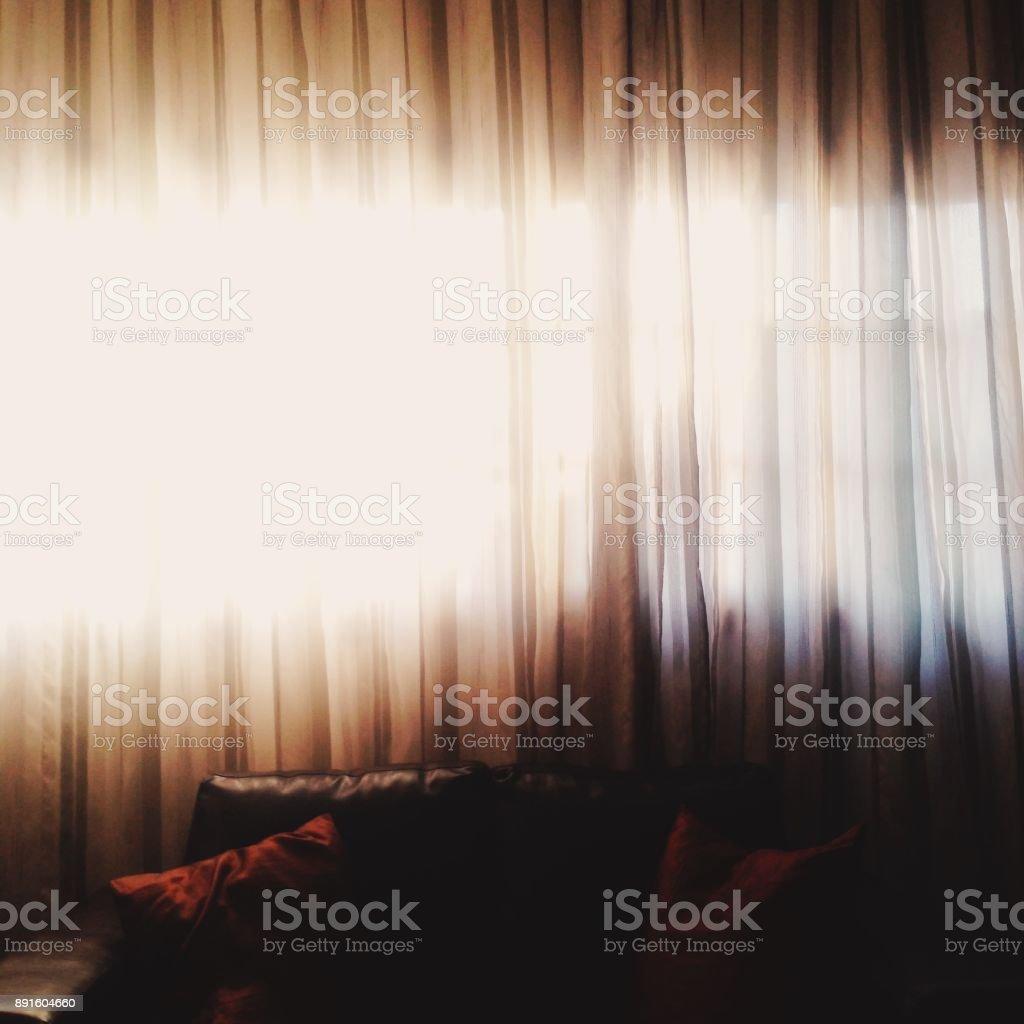 Sala de estar stock photo