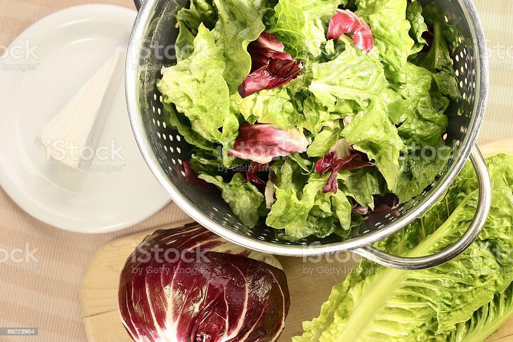 Salad 3 royalty-free stock photo