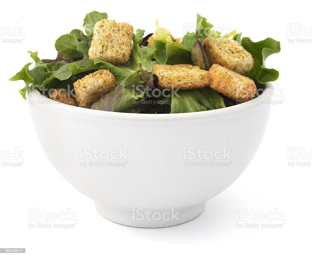 Salad Bowl stock photo