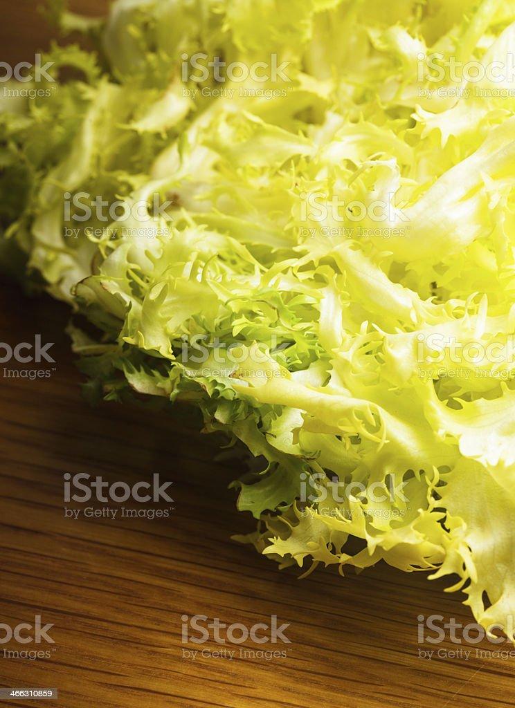 Salad frise stock photo