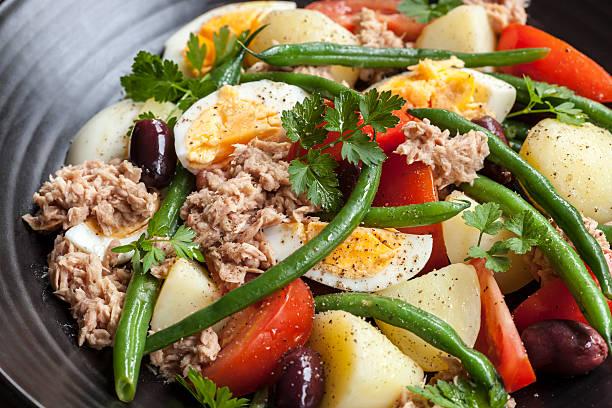 Salat Nicoise – Foto
