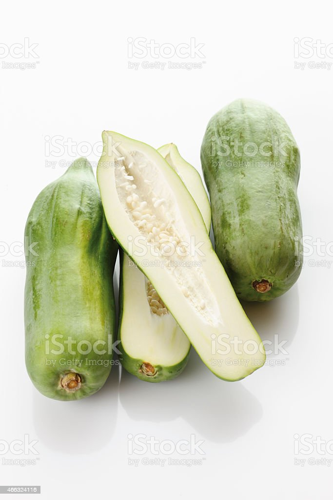 Salad Papayas stock photo