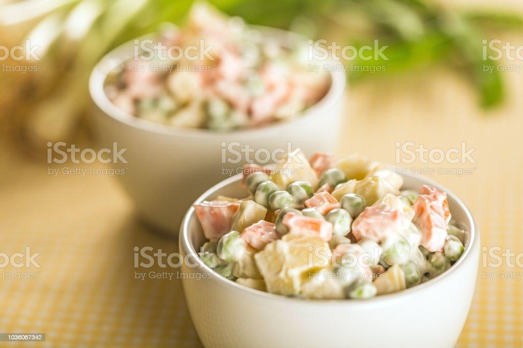 Salat. – Foto